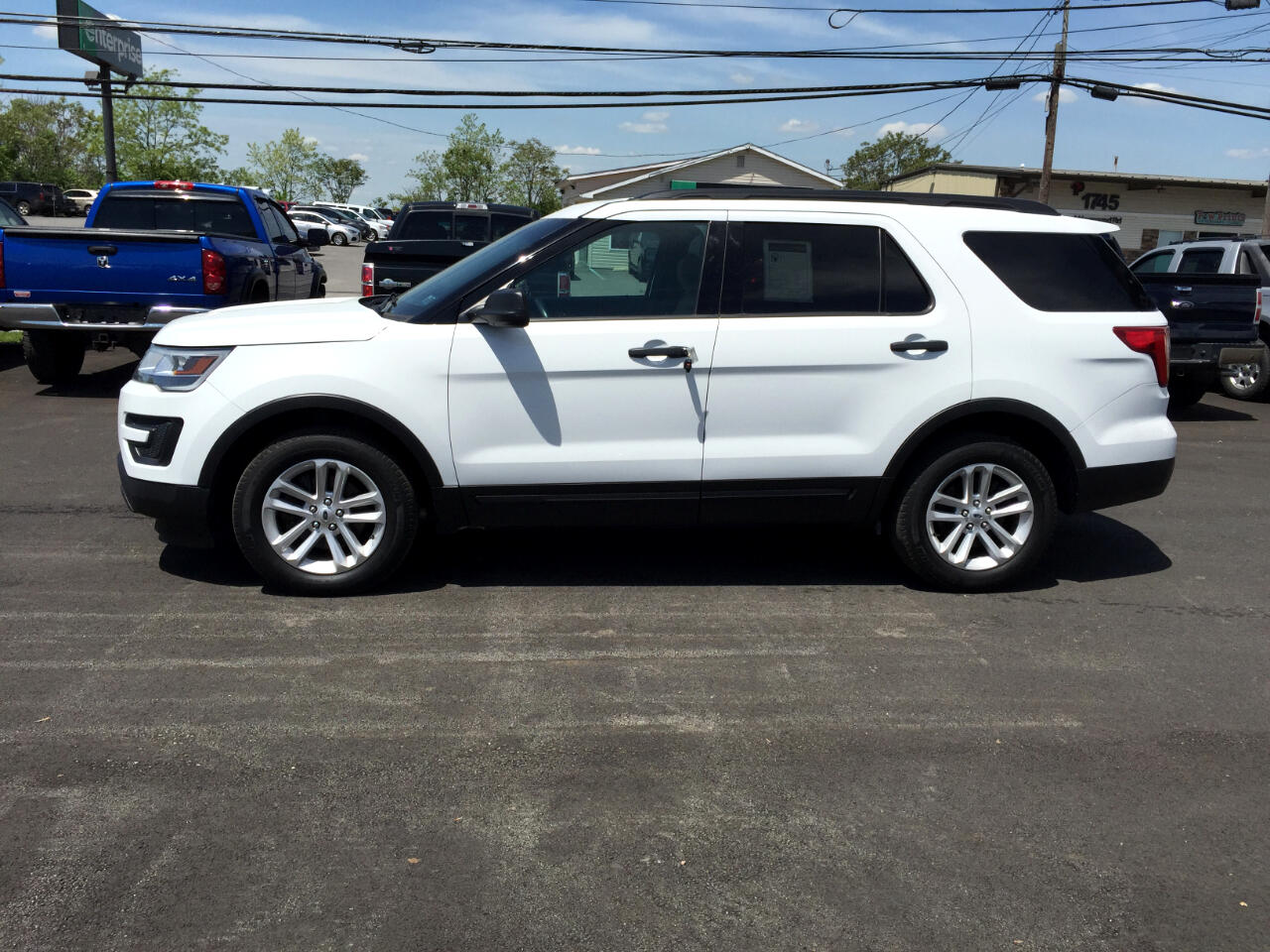 2016 Ford Explorer 4WD 4dr Base