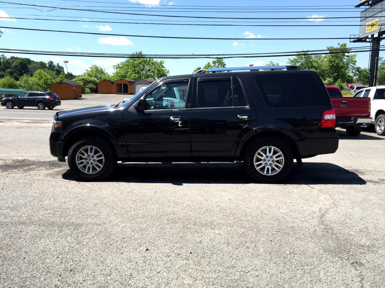 2013 Ford Expedition 4WD 4dr Limited