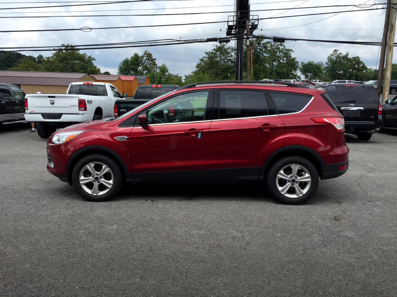 Ford Escape 4WD 4dr SE 2015