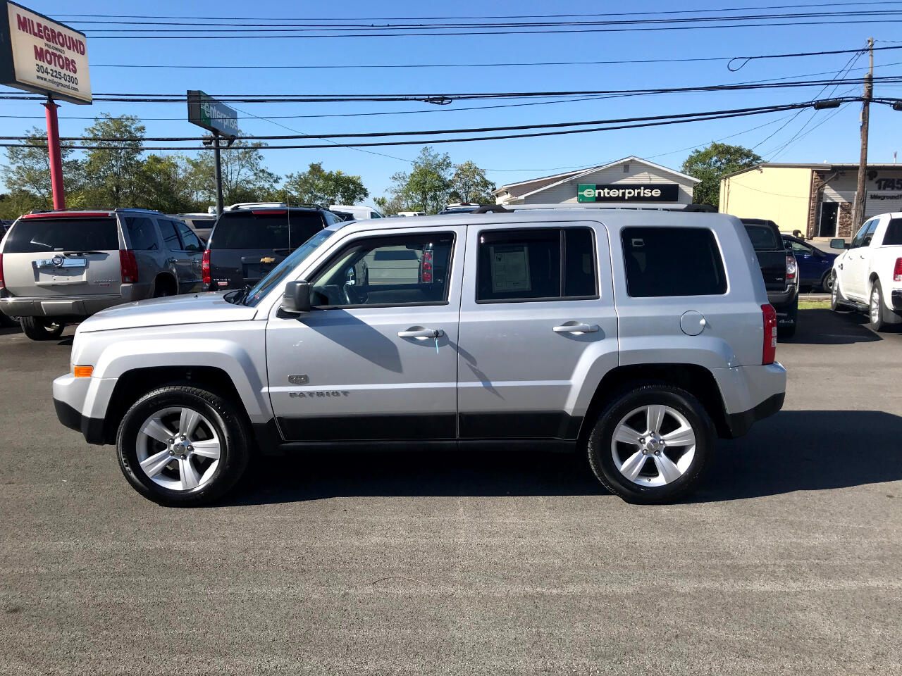 2011 Jeep Patriot 4WD 4dr 70th Anniversary