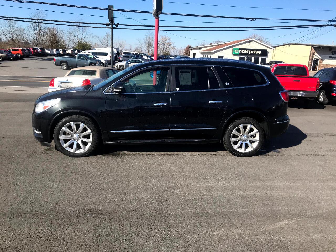 Buick Enclave AWD 4dr Premium 2014