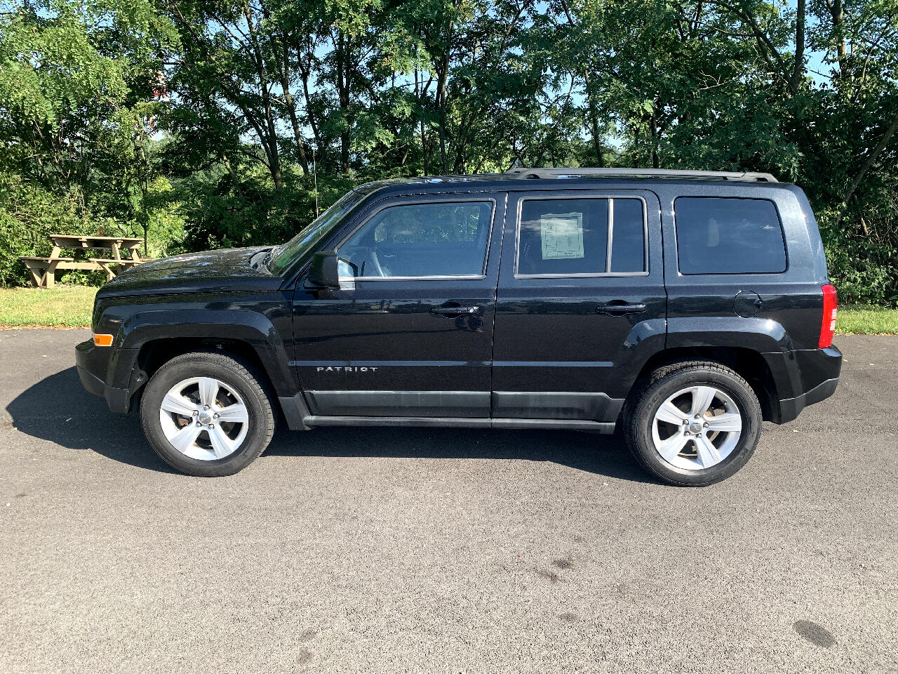 Jeep Patriot FWD 4dr Sport 2011