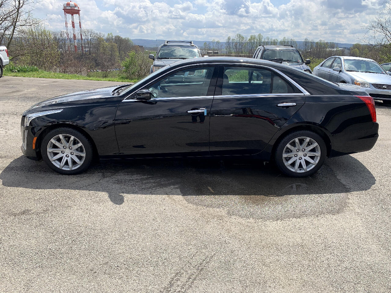 Cadillac CTS Sedan 4dr Sdn 2.0L Turbo AWD 2015