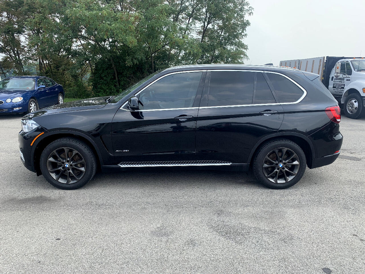 BMW X5 AWD 4dr xDrive35i 2014