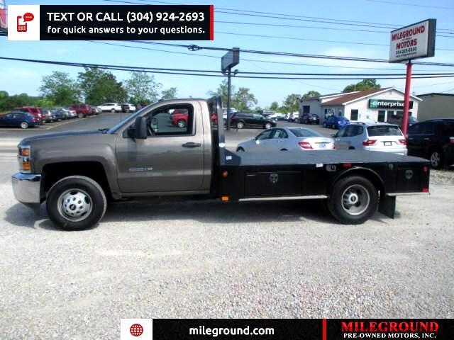 2015 Chevrolet Silverado 3500HD Work Truck Long Box 4WD