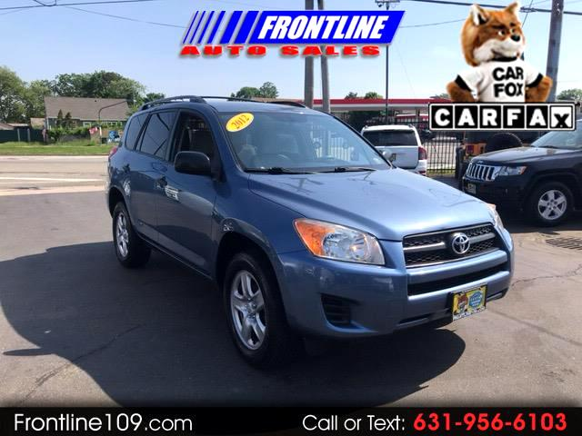 2012 Toyota RAV4 Base I4 4WD with 3rd Row