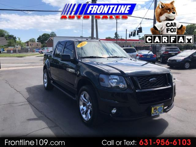 2010 Ford Explorer Sport Trac Adrenalin 4WD