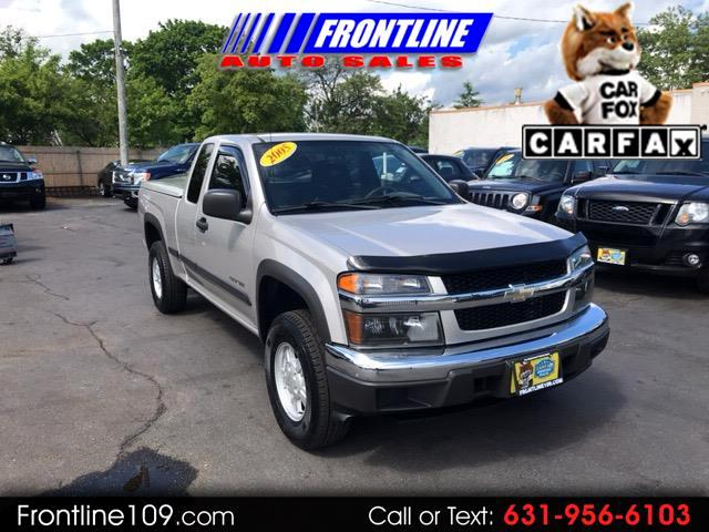 2005 Chevrolet Colorado LS 4WD
