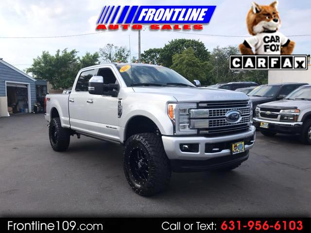 2017 Ford F-350 Crew Cab 4dr 168.4