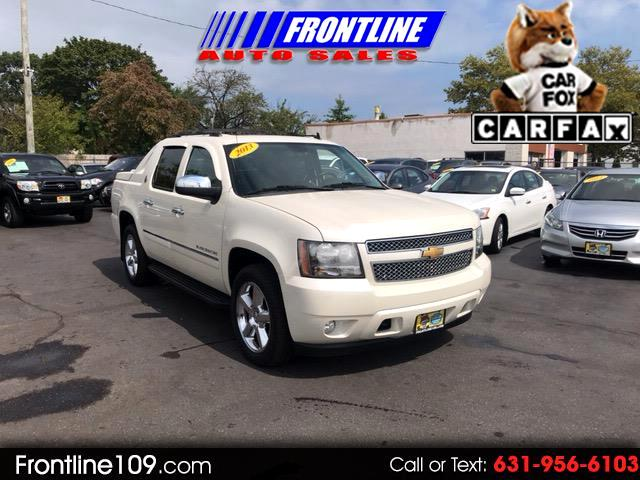 2013 Chevrolet Avalanche 1500 4WD
