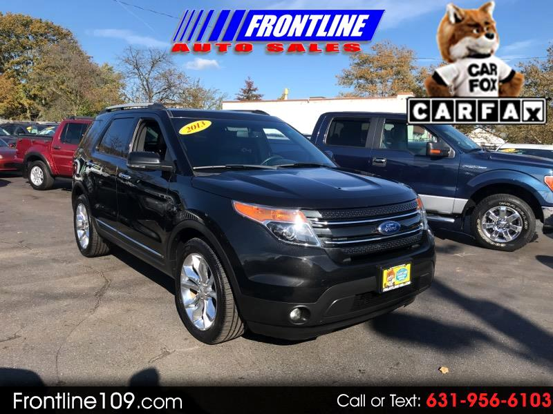 2013 Ford Explorer Limited 4-Door 4WD