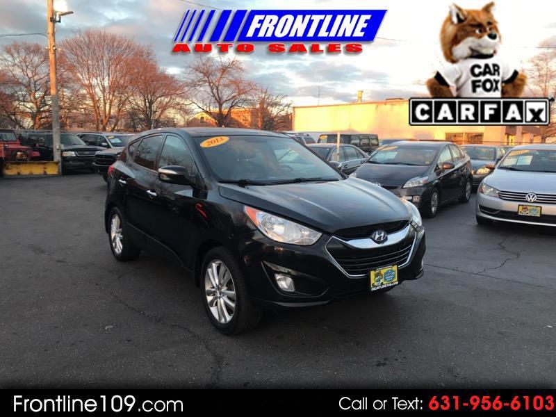 2013 Hyundai Tucson AWD 4dr Limited