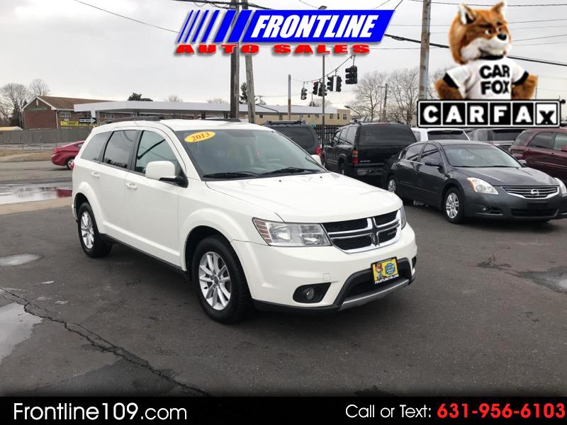 2013 Dodge Journey SXT AWD