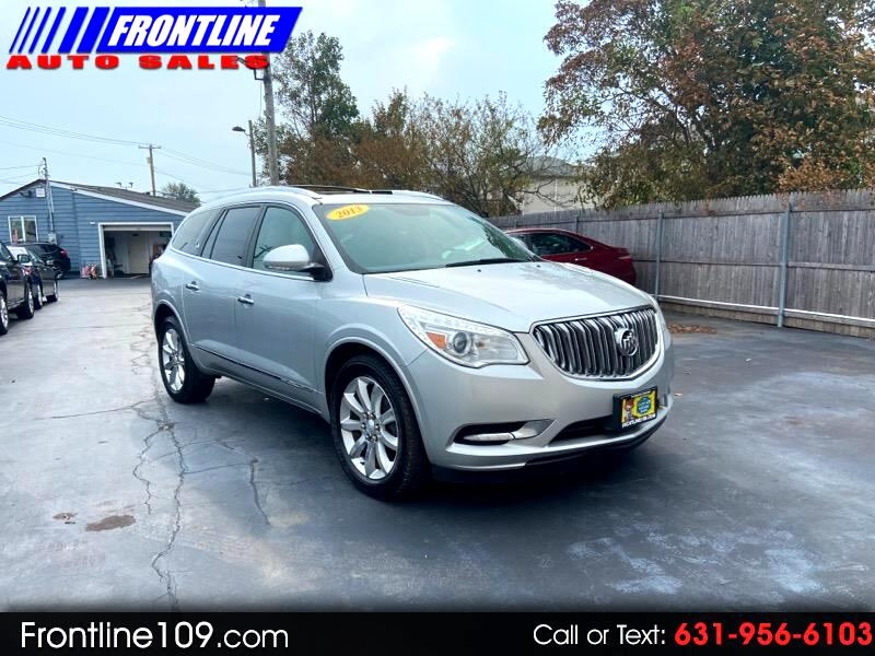 Used Buick Enclave West Babylon Ny