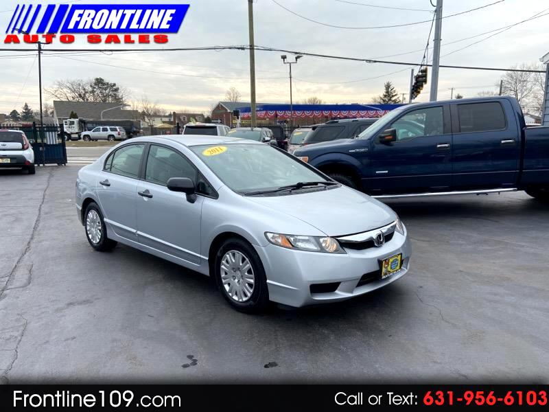 Used Honda Civic Sedan West Babylon Ny