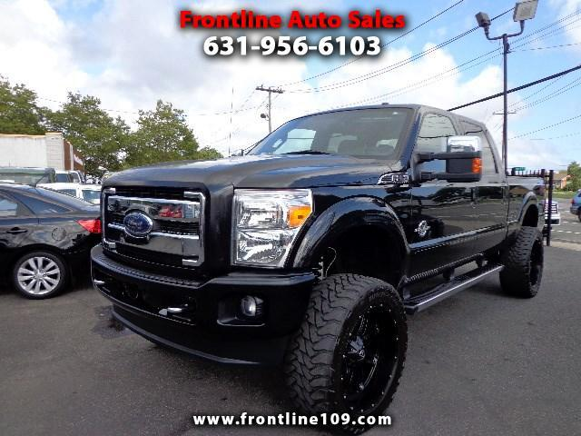 2013 Ford F-250 SD Lariat Crew Cab FX4 DIESEL 4WD