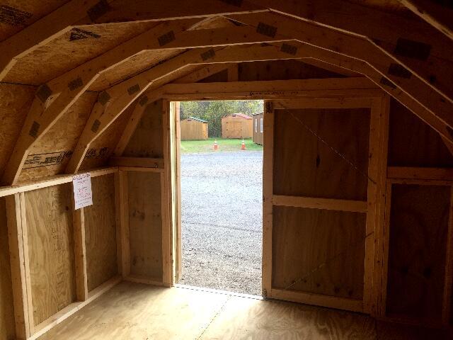 2018 Backyard Outfitters Barn 10x12