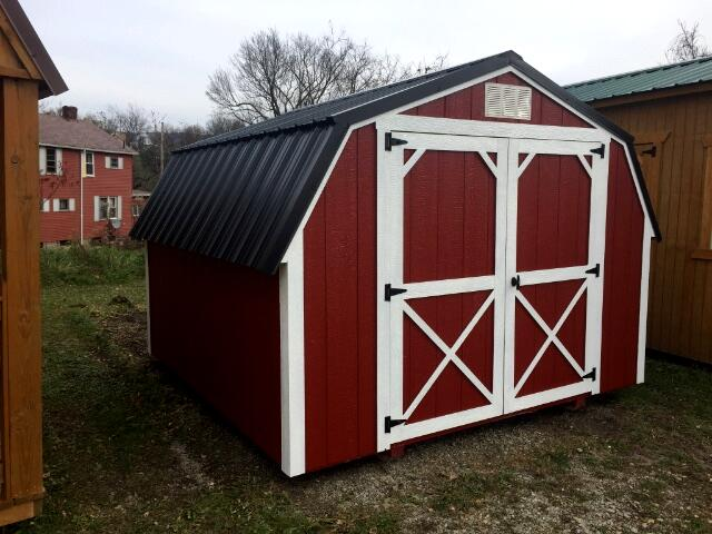 2019 Backyard Outfitters Barn 10X12