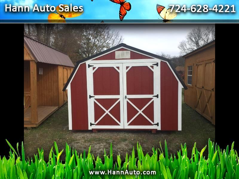 Backyard Outfitters Barn  2021