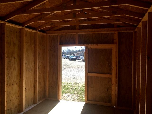 Backyard Outfitters Utility Shed  2019