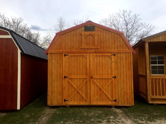 Backyard Outfitters Lofted Barn  2019