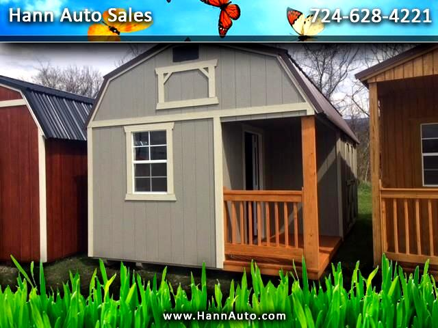 Backyard Outfitters Side Porch Cabin  2021