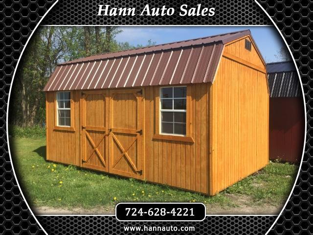 Backyard Outfitters Side Lofted Barn  2020