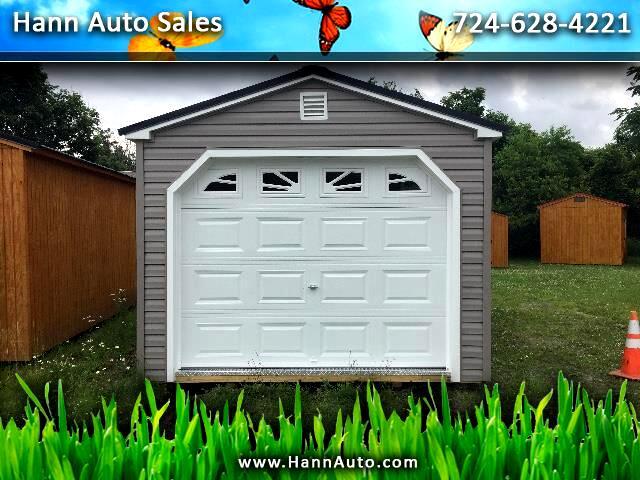 Backyard Outfitters Standard Garage  2021