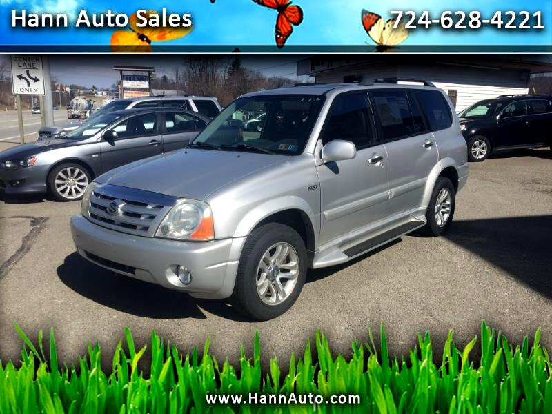 2006 Suzuki XL-7 Limited 3-Row 4WD