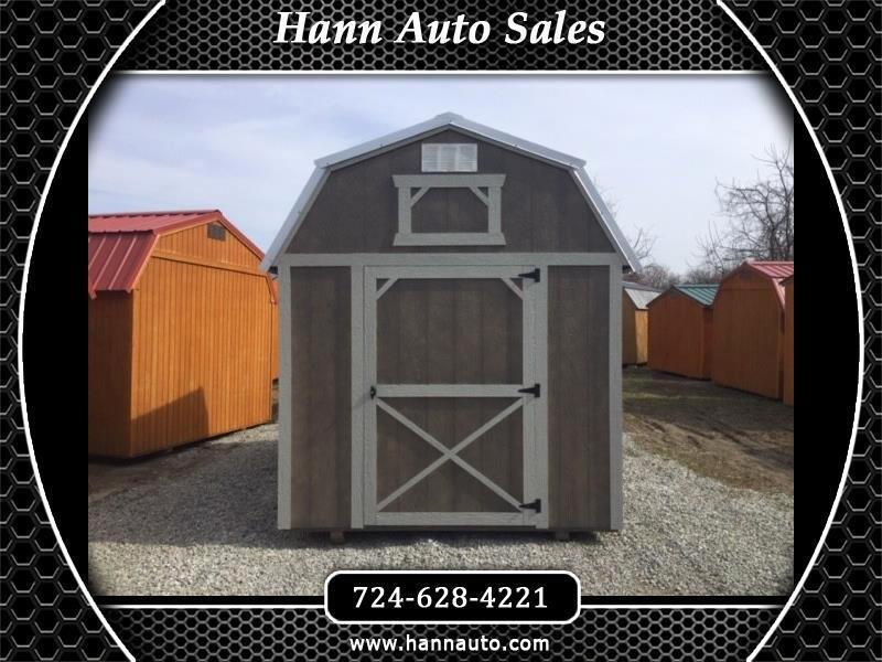Backyard Outfitters Lofted Barn  2020