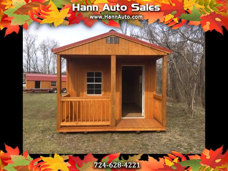 Backyard Outfitters Utility Playhouse  2020