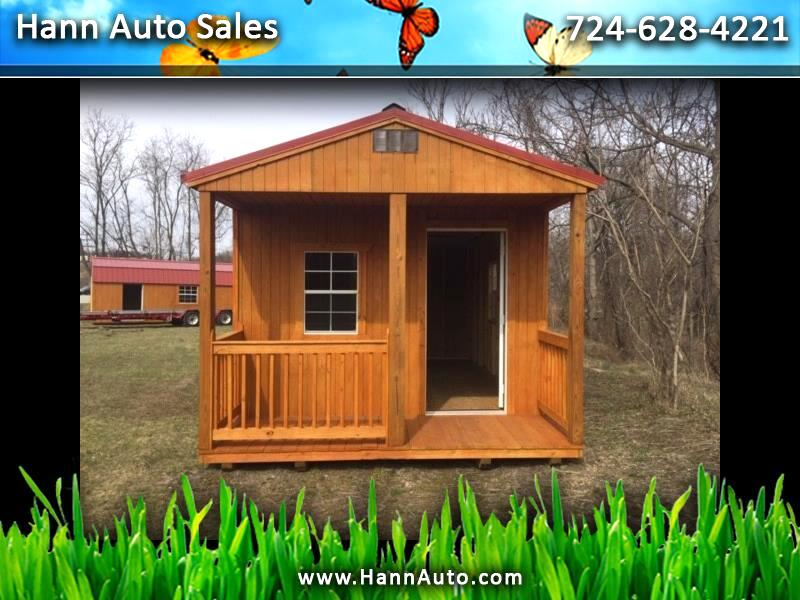 Backyard Outfitters Utility Playhouse  2021