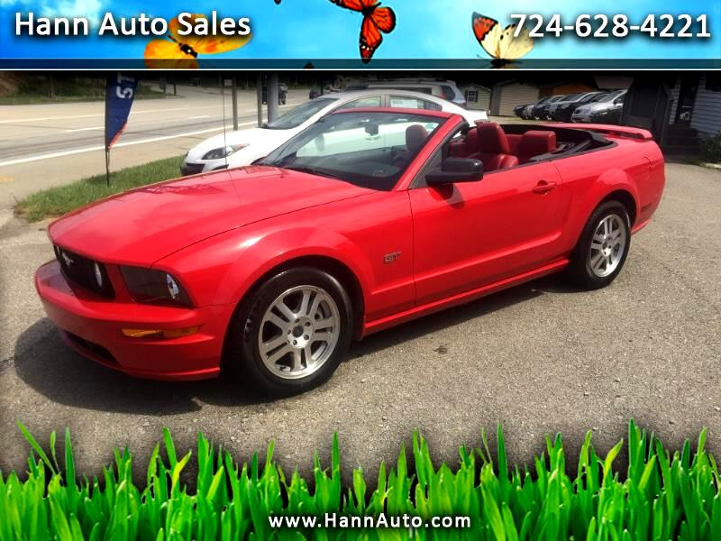 2005 Ford Mustang 2dr Conv GT Premium