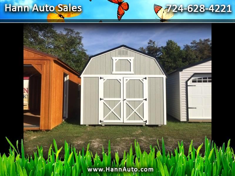 Backyard Outfitters Lofted Barn  2021