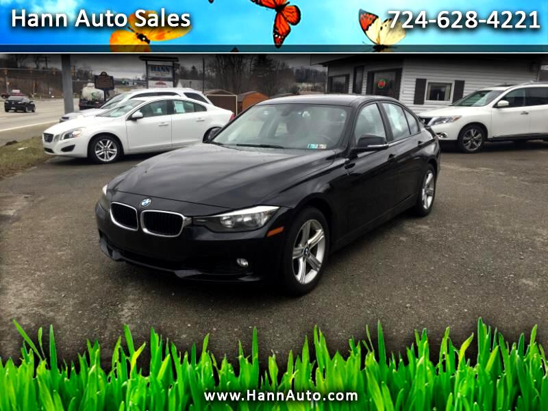 BMW 3-Series 328i xDrive Sedan - SULEV 2013