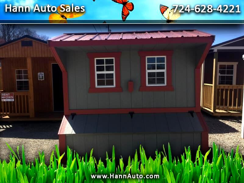 Backyard Outfitters Chicken Coop  2020