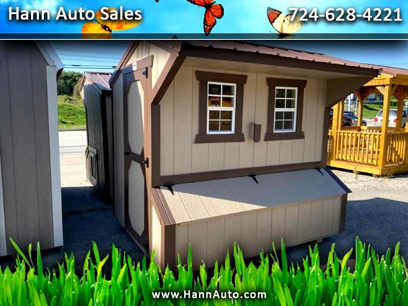 Backyard Outfitters Chicken Coop  2021