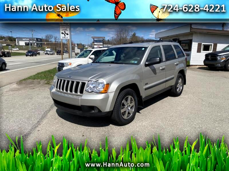 Jeep Grand Cherokee Rocky Mountain Edition 4WD 2008