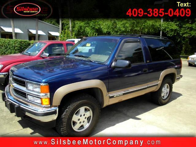 1994 Chevrolet Blazer K1500 4WD