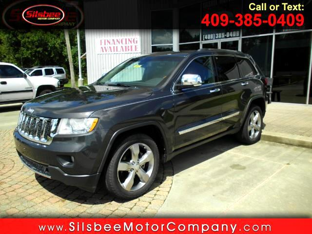 2011 Jeep Grand Cherokee Overland 2WD