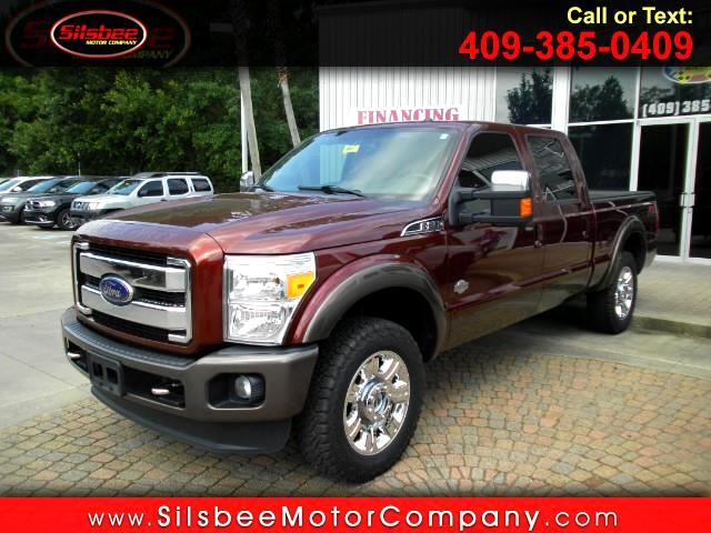 2016 Ford F-250 SD King Ranch FX4 Crew Cab 4WD