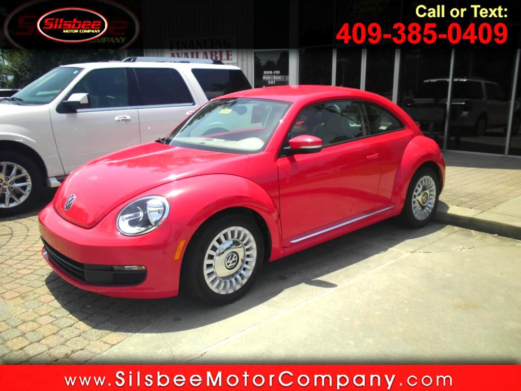 2016 Volkswagen Beetle Coupe 2dr Auto 1.8T SE