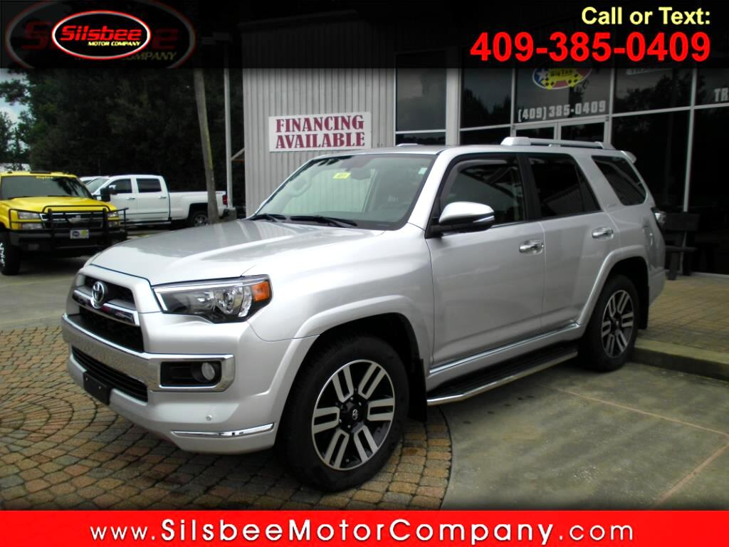 2017 Toyota 4Runner Limited 4WD (Natl)