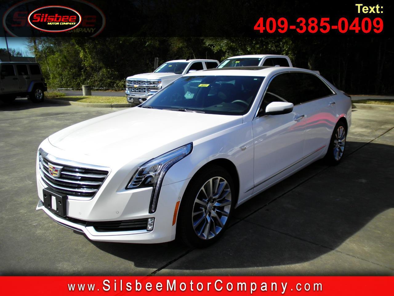 2017 Cadillac CT6 Sedan 4dr Sdn 3.6L Luxury AWD