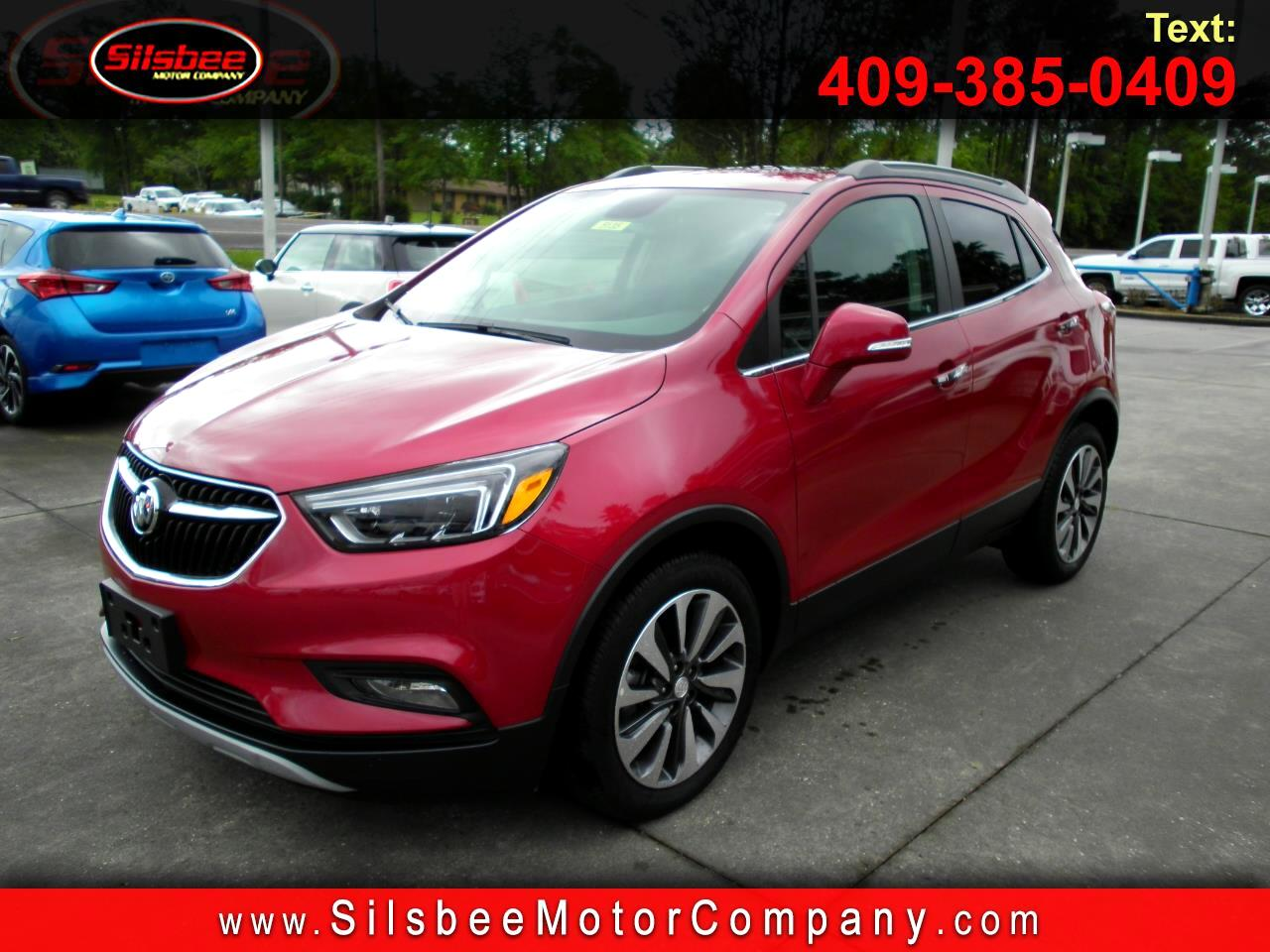 2018 Buick Encore FWD 4dr Essence