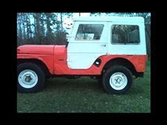 1955 Jeep CJ