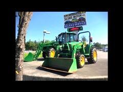 2014 John Deere Tractor