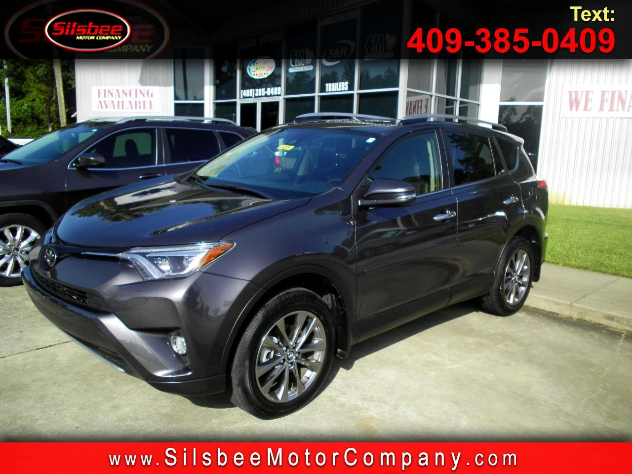 2018 Toyota RAV4 Limited FWD (Natl)