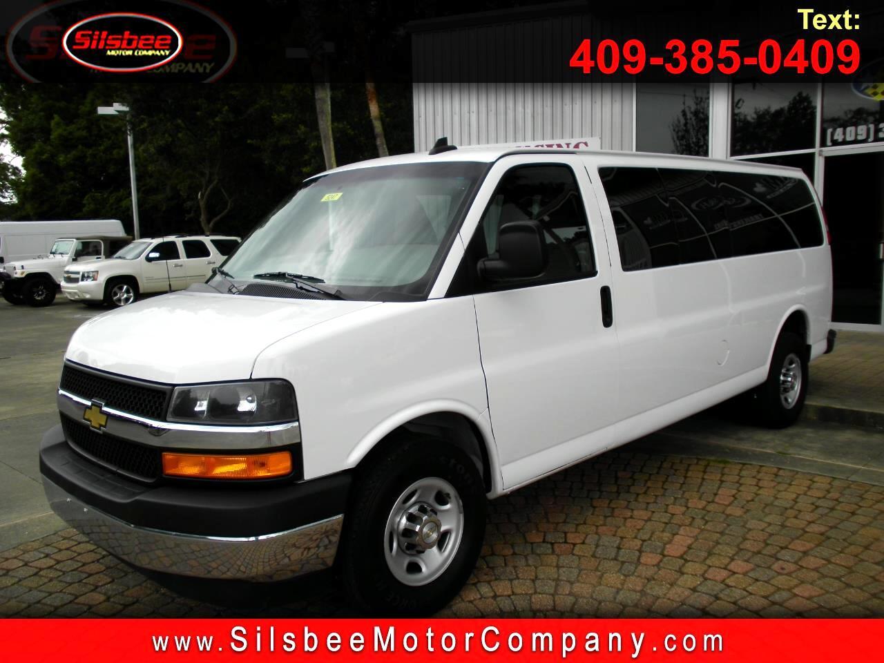 2018 Chevrolet Express Passenger RWD 3500 155