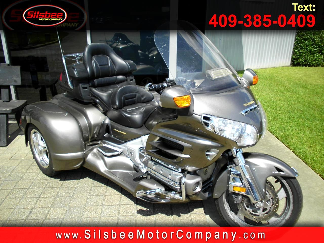 2004 Honda GL1800 Hannigan Trike